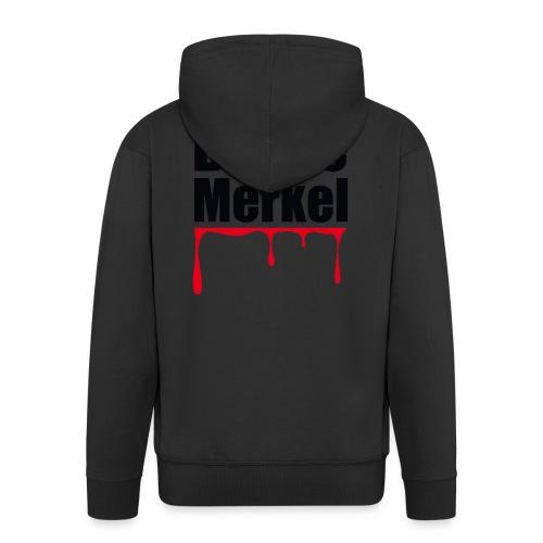 Danke Merkel - Männer Premium Kapuzenjacke
