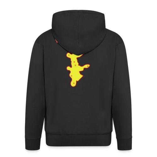 Pizzasalladland - Premium-Luvjacka herr