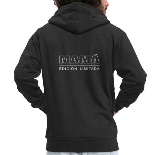 MAMÁ EDICIÓN LIMITADA - Chaqueta con capucha premium hombre