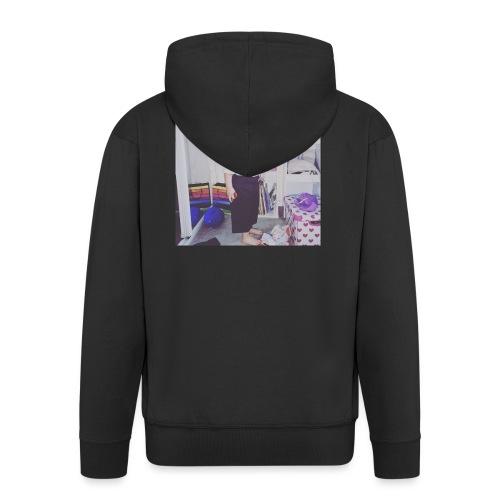 IMG 0943 - Men's Premium Hooded Jacket