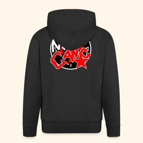 METRO GANG LIFESTYLE - Men's Premium Hooded Jacket