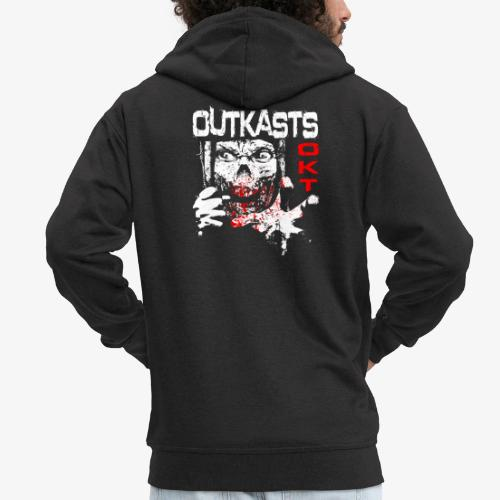 Outkasts Scum OKT Front - Men's Premium Hooded Jacket