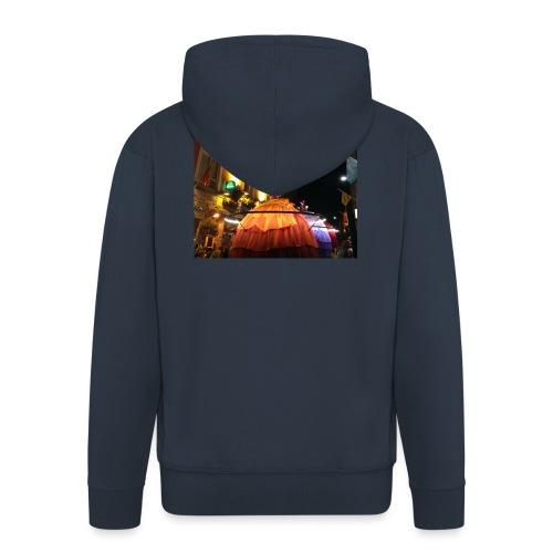 GALWAY IRELAND MACNAS - Men's Premium Hooded Jacket