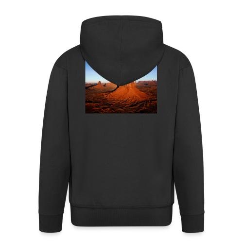 Desert - Chaqueta con capucha premium hombre