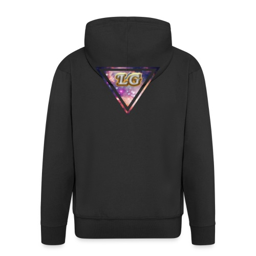 Legendary_Gamer - Men's Premium Hooded Jacket