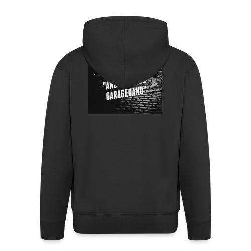Black and White - Premium Hettejakke for menn
