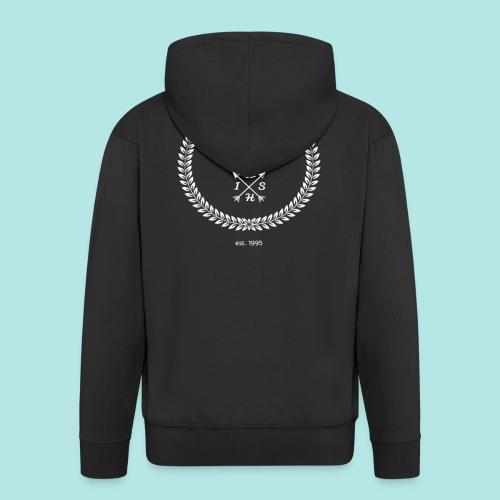 Wish big palmix - Men's Premium Hooded Jacket
