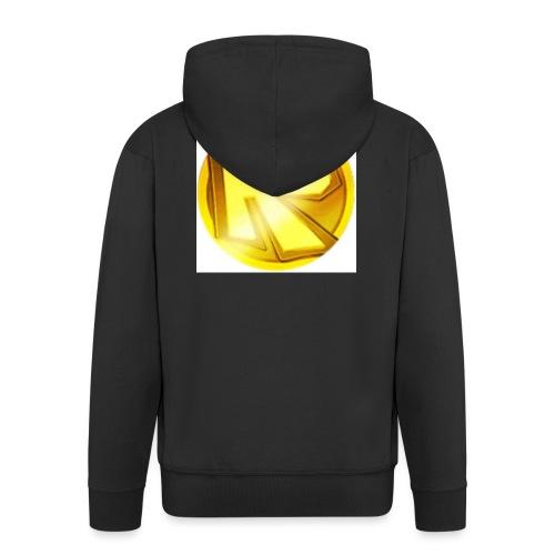 Razzerzlogoshirt - Men's Premium Hooded Jacket