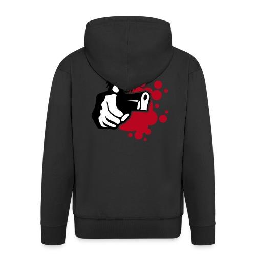 Killer, men's - Men's Premium Hooded Jacket