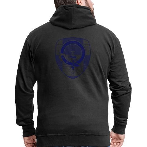 Logo Scouting Erskine 2018 - Mannenjack Premium met capuchon
