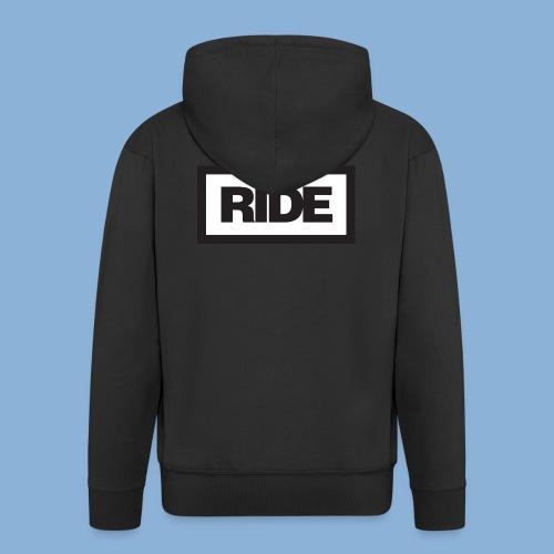 Ride Merchandise - Men's Premium Hooded Jacket