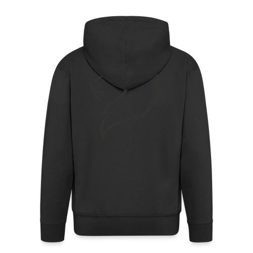 INFMSC Löwen Hoodie - Männer Premium Kapuzenjacke