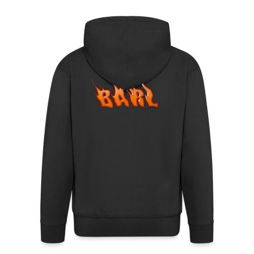BARL - Felpa con zip Premium da uomo
