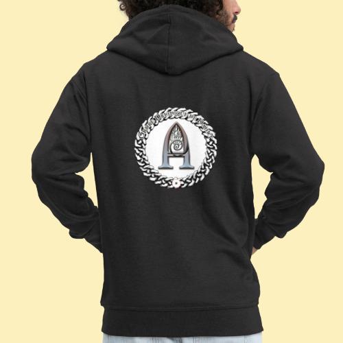 Logo d'Arantelle - Veste à capuche Premium Homme
