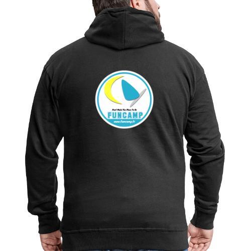 logo - Veste à capuche Premium Homme