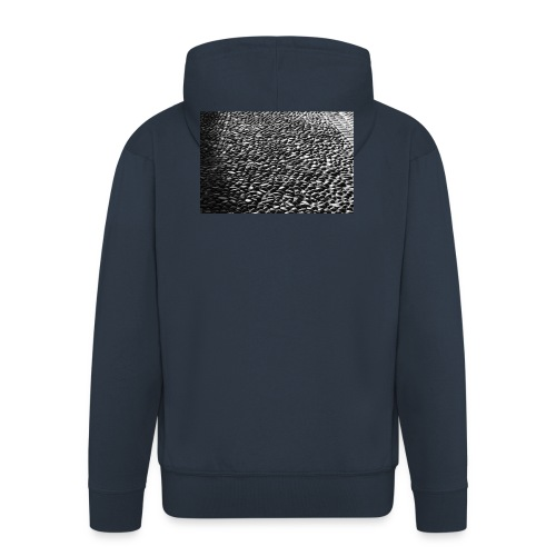 cobblestone shirt - Mannenjack Premium met capuchon