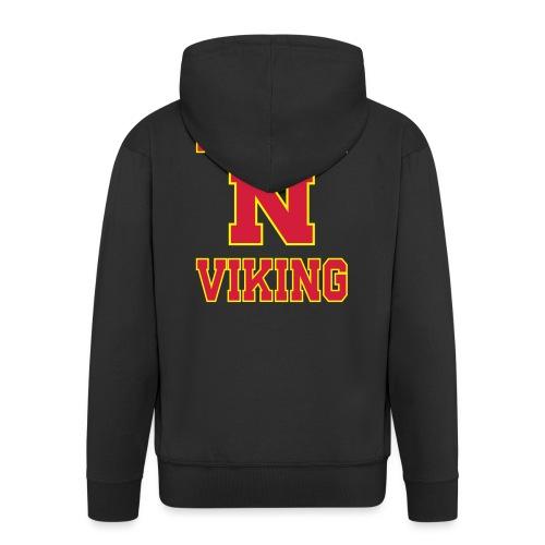 Normandie Viking - Veste à capuche Premium Homme