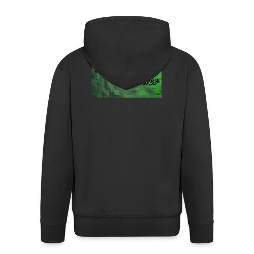 t-shirt met gpower - Mannenjack Premium met capuchon