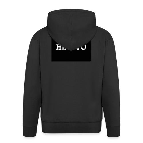 Hey yo - Veste à capuche Premium Homme