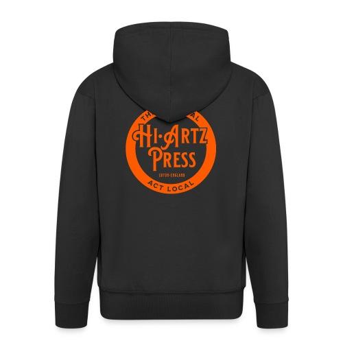 haplogoo2 - Men's Premium Hooded Jacket