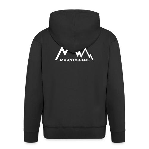 mountaineer - Men's Premium Hooded Jacket