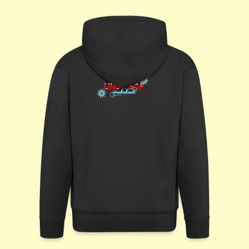 Lindy Hop Wonderland Tanz T-shirt - Männer Premium Kapuzenjacke