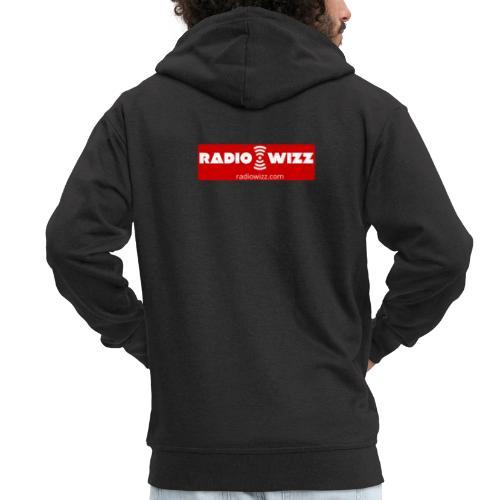 Radio Wizz - Men's Premium Hooded Jacket