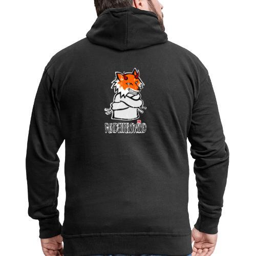 fuxdeifelswild - Männer Premium Kapuzenjacke