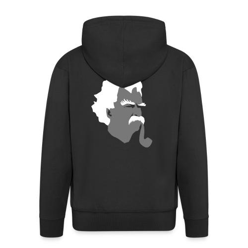 Mark Twain - Men's Premium Hooded Jacket