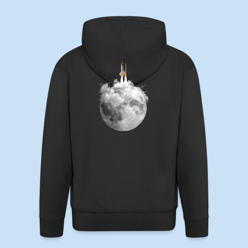 Mondrakete - Männer Premium Kapuzenjacke