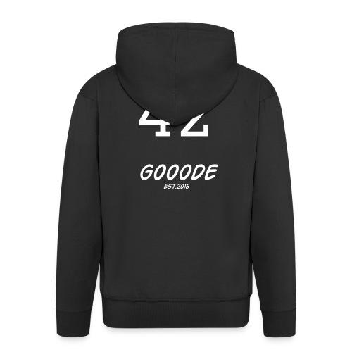 Gooode Hoodie - Männer Premium Kapuzenjacke