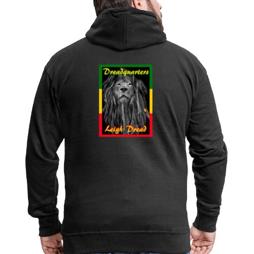 Dreadquarters - Men's Premium Hooded Jacket