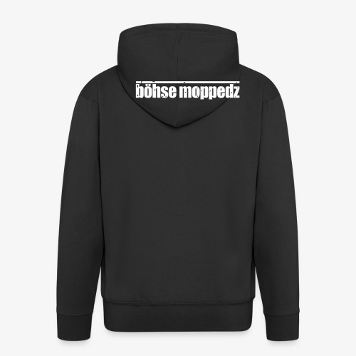 boehse moppedz - Männer Premium Kapuzenjacke