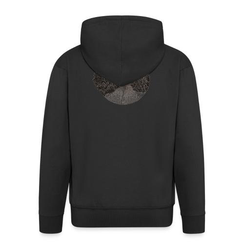 Road - Rozpinana bluza męska z kapturem Premium