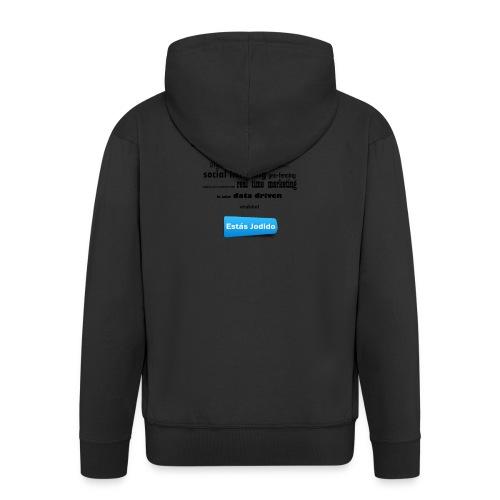 Marketing buzzwords - Chaqueta con capucha premium hombre
