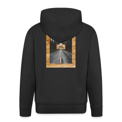 Forest - Chaqueta con capucha premium hombre