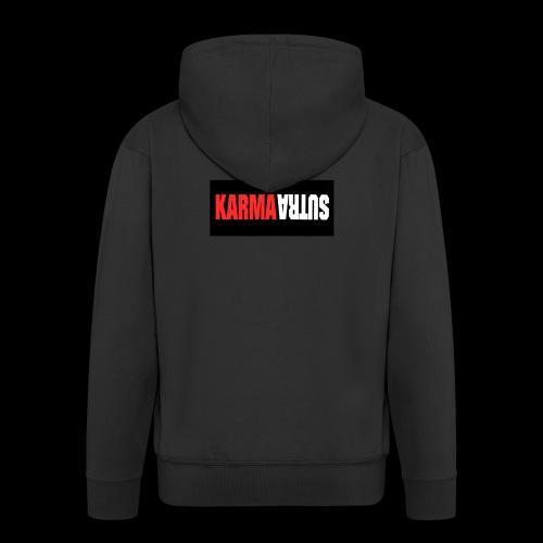 KARMA - Veste à capuche Premium Homme