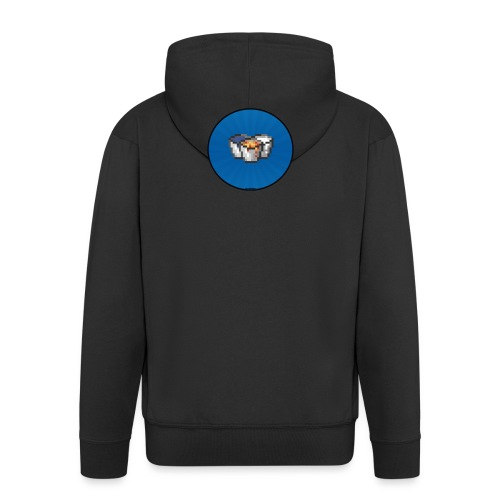 BucketShirt Standaart - Mannenjack Premium met capuchon