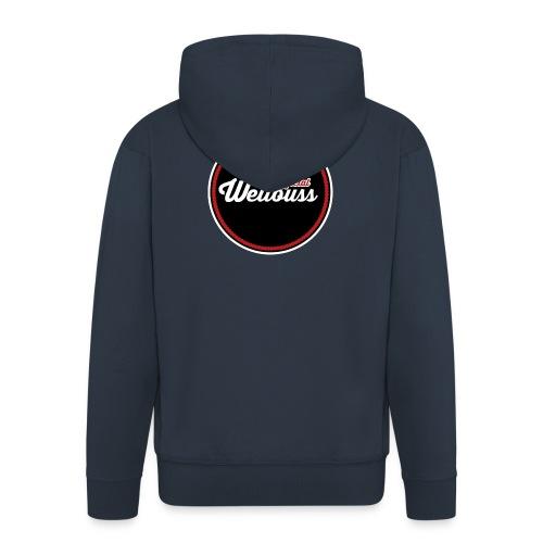Wellouss Fan T-shirt | Rood - Mannenjack Premium met capuchon