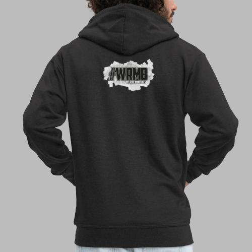 Logo Fix2 - Veste à capuche Premium Homme