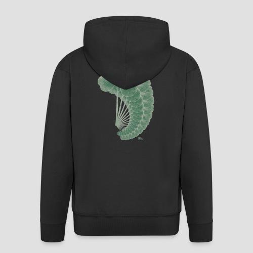 Luck Boost - Men's Premium Hooded Jacket