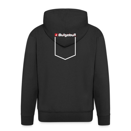 BULGEBULL POCKET - Chaqueta con capucha premium hombre