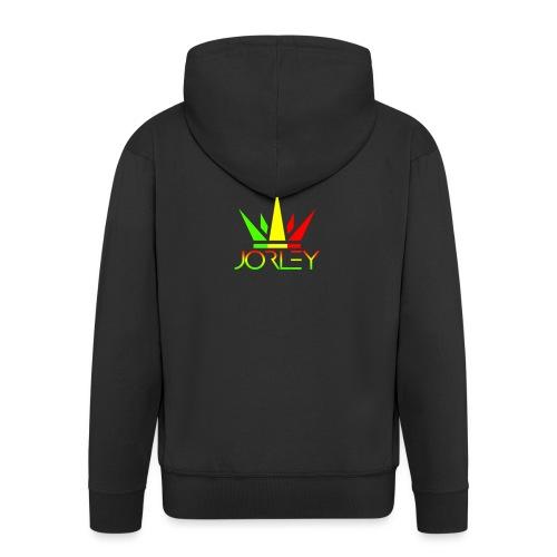 JorleYLogo4 - Veste à capuche Premium Homme