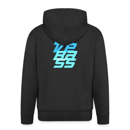 WeLoveBass08 - Männer Premium Kapuzenjacke