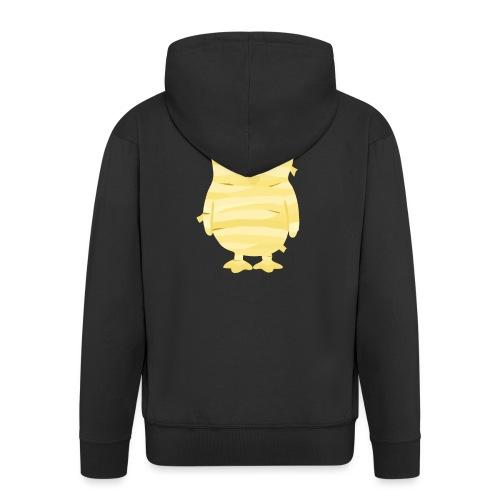 Pingouin Momie - Veste à capuche Premium Homme