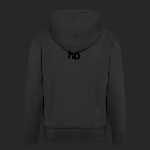 RB Cover - Herre premium hættejakke