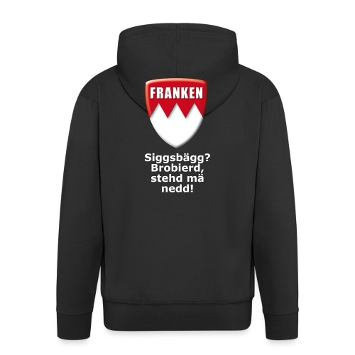 tshirt_siggsbagg - Männer Premium Kapuzenjacke
