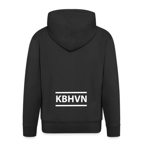KBHVN 06 01 - Herre premium hættejakke