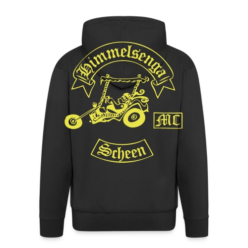HMCSlogo tr 1 - Men's Premium Hooded Jacket