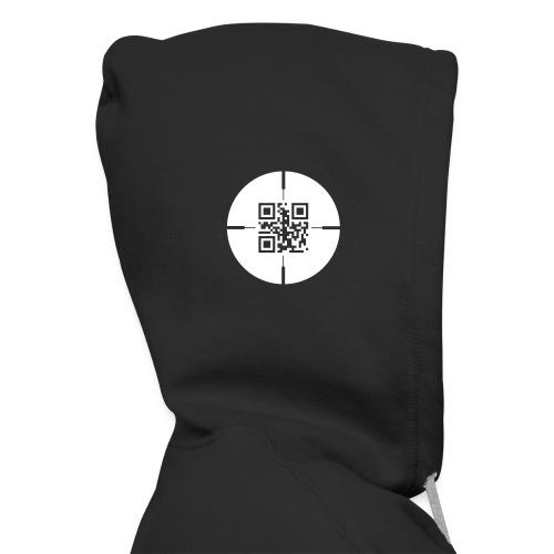 bullseye fdo negro - Chaqueta con capucha premium hombre